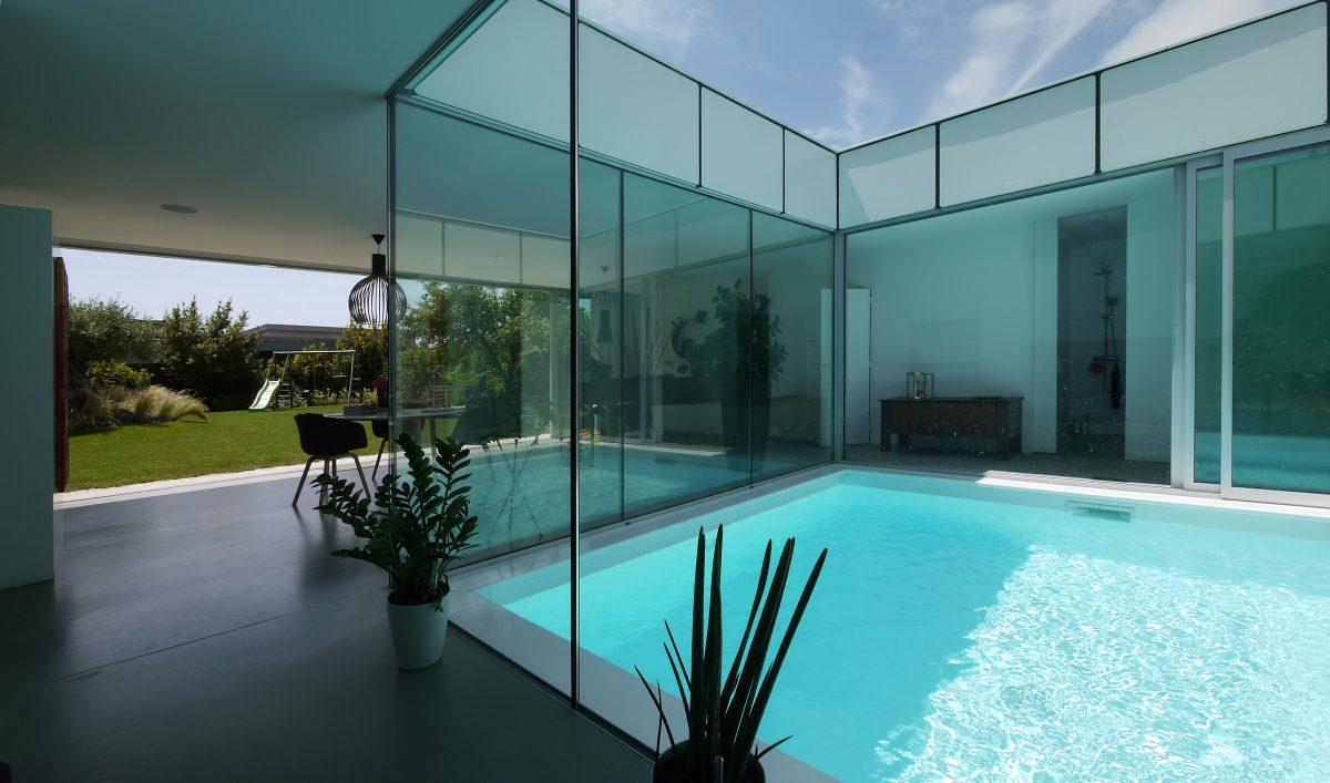 db house avignon clouet architectes. Black Bedroom Furniture Sets. Home Design Ideas
