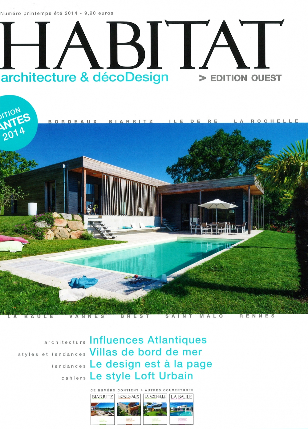 Db house catalogue habitat 2014 avignon clouet for Habitat avignon